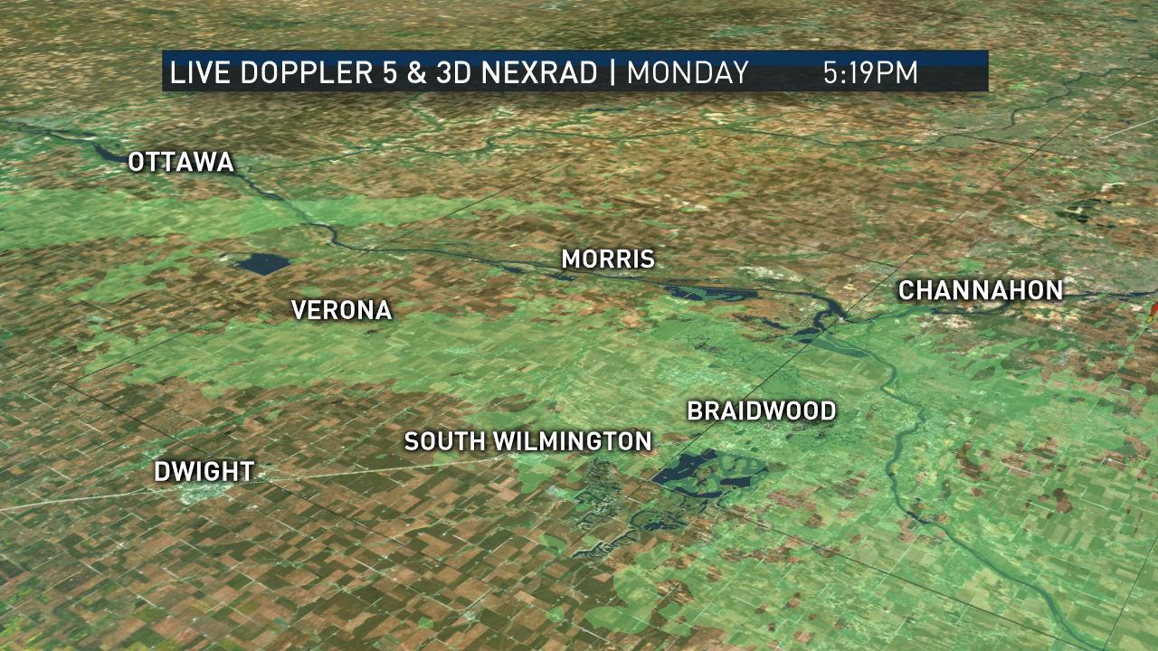 Grundy County 3D Pinpoint Radar