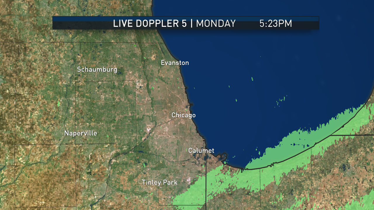 Cook County Pinpoint Radar