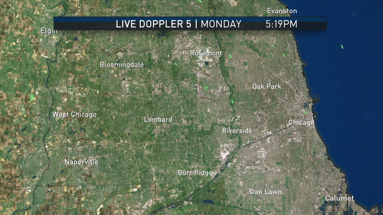 DuPage County Pinpoint Radar