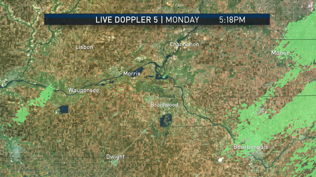 Grundy County Pinpoint Radar