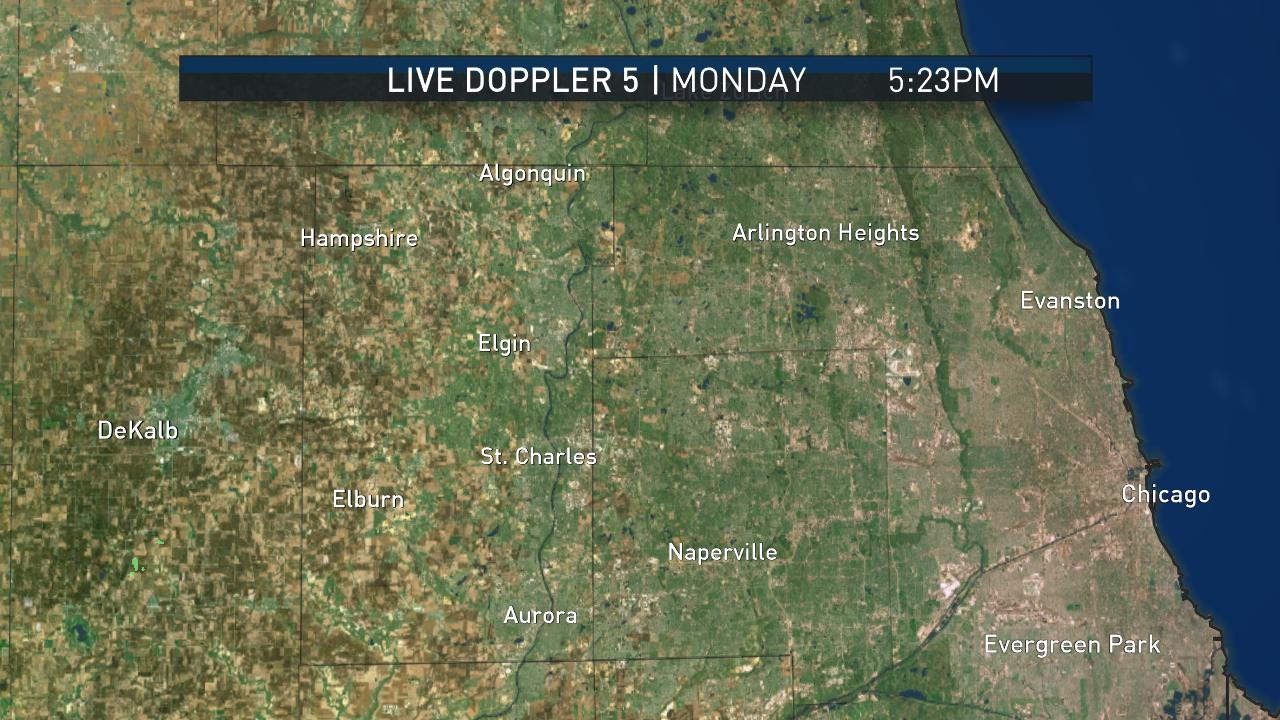 Kane County Pinpoint Radar