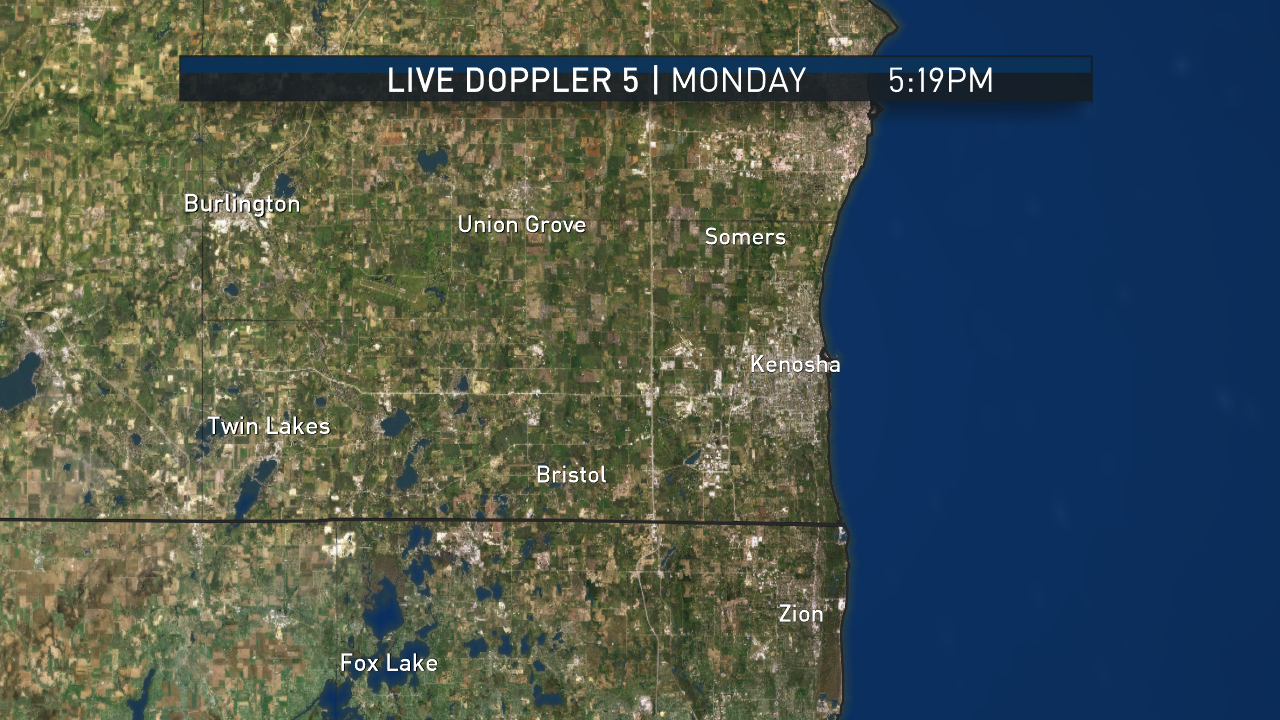 Kenosha County Pinpoint Radar