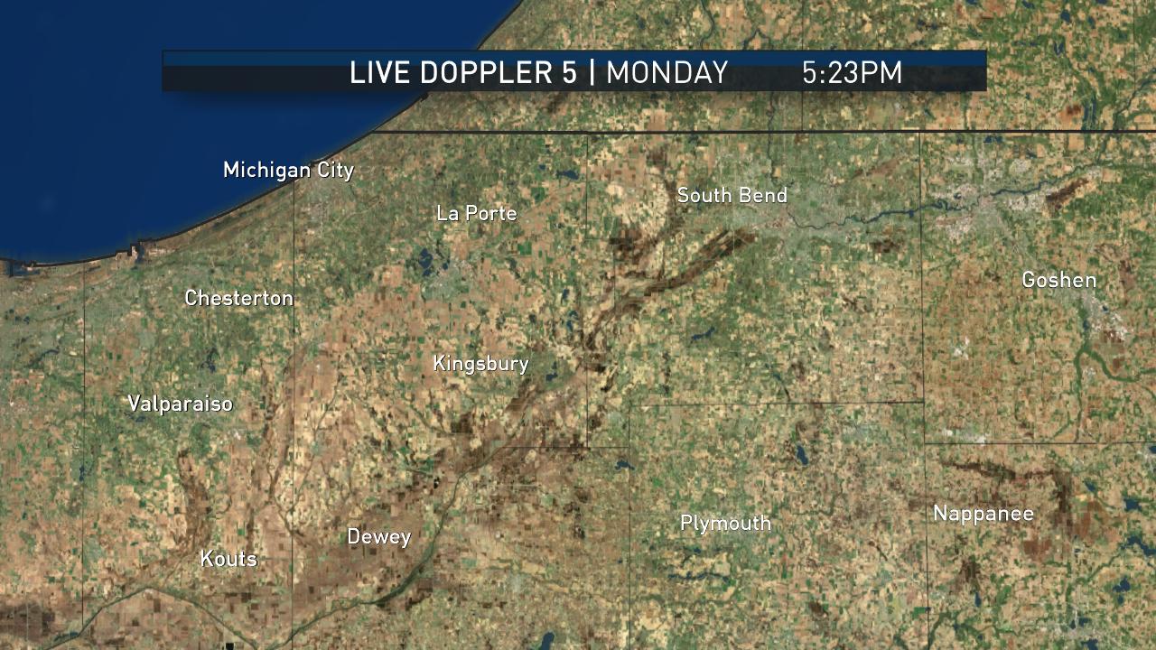 LaPorte County Pinpoint Radar